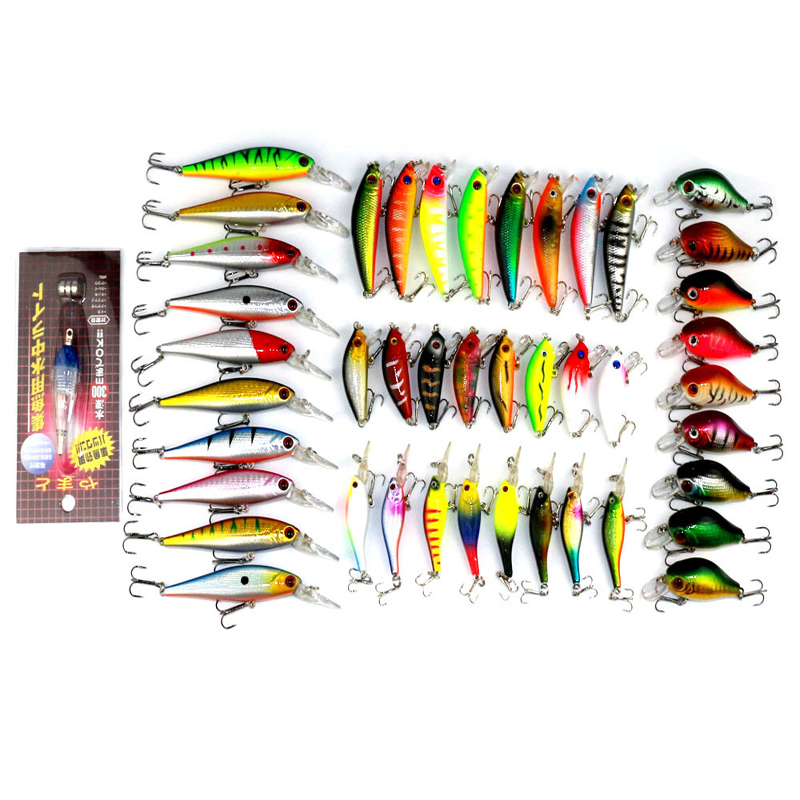 popular bass lure kits-buy cheap bass lure kits lots from china, Fishing Bait