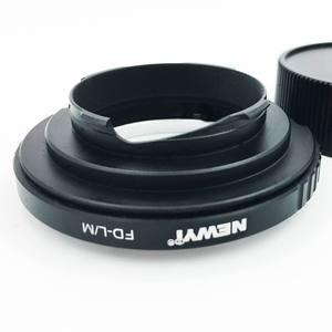 Image 5 - Adaptateur Newyi fd lm pour objectif Canon Fd à caméra Leica Lm avec accessoires pour bague dobjectif de caméra Techart Lm Ea7