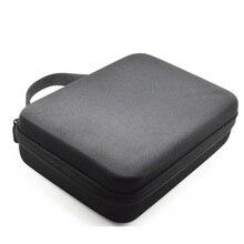 Портативная водонепроницаемая сумка для хранения камеры среднего размера для экшн камеры Gopro Hero Xiaomi Yi SJCAM