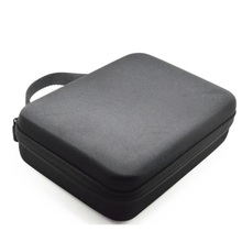 Portable étanche caméra sac de rangement boîte taille moyenne pour Gopro héros Xiaomi Yi SJCAM caméra daction