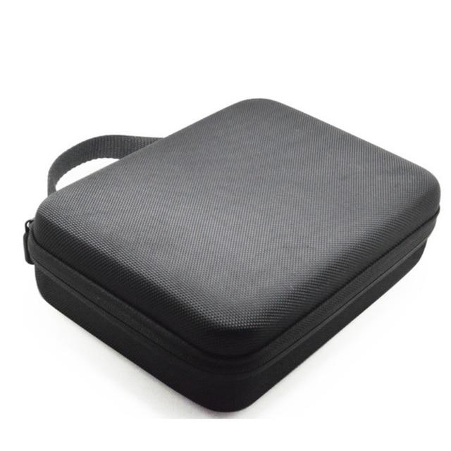 Taşınabilir su geçirmez kamera saklama çantası kutusu için orta boy Gopro Hero Xiaomi Yi SJCAM eylem kamera