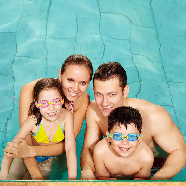 Soft Silicone Swimming Goggles for Kids