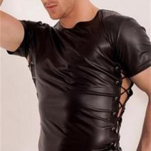 Экзотические майки для мужчин сексуальные костюмы ночные вечерние Клубные костюмы латексный комбинезон размера плюс нижнее белье Wetlook Lenceria порно сексуальный танец на шесте