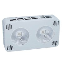 Max 2 COB 200W Hydroponic cob LED plant grow light kit for indoor cultivo agriculture hydroponics system