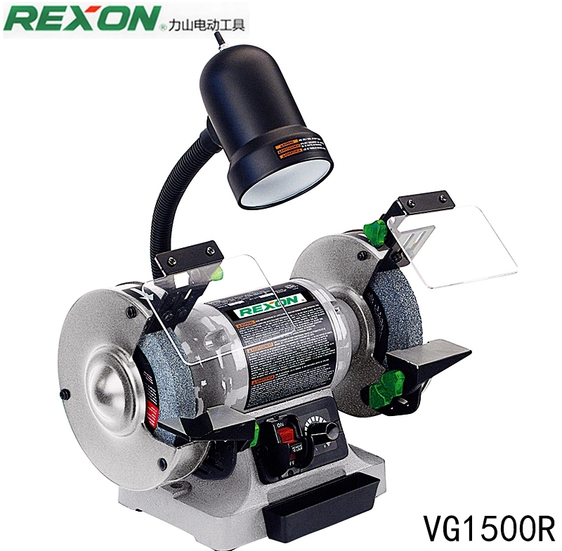 Prime Variable Speed Bench Grinder Vg1500R 150Mm 6 250W Sander Evergreenethics Interior Chair Design Evergreenethicsorg