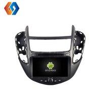Автомобильный мультимедийный радиоприемник для CHEVROLET TRAX 2013 с новейшим Android 9,0 gps навигационная система Встроенная BT WiFi DVD gps сенсорная панель