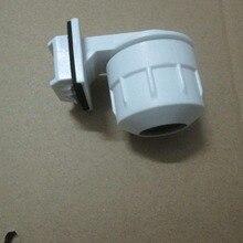 2 шт. водонепроницаемый T5 G5 лампа кронштейн светильник держатель для аквариума и т. Д