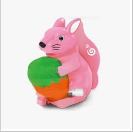 6868 Neoe Baby toy wind up kangaroo model for children Creative children's toys Christmas gift 27CM