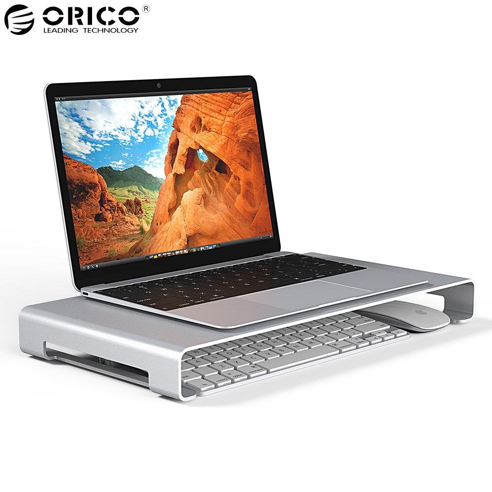 ORICO Laptop Tablet Monitor de Suporte de Suporte para A Apple iMac Lenovo ASUS Dell Base de Alumínio Portátil