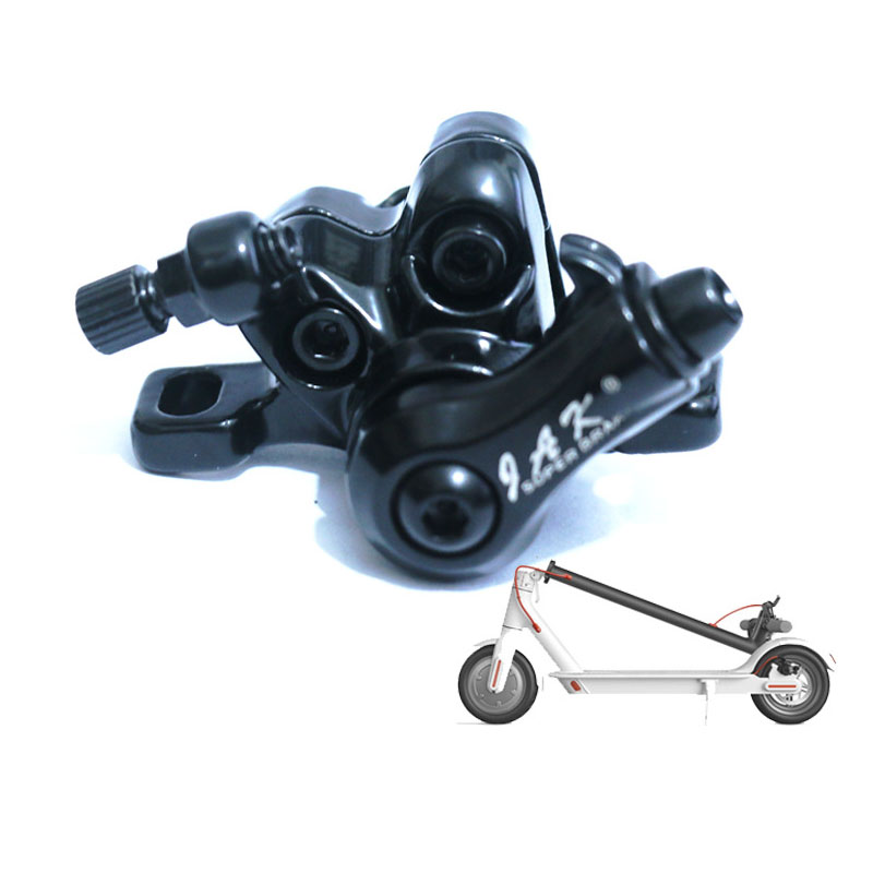 Electric Scooter Tire Disc Brake Accessories for Xiaomi Mijia M365 Scooter xiaomi m365 accessories in Scooter Parts Accessories from Sports Entertainment