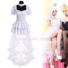 Witte Kostuum Boo Bowsette