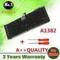 """Оптовая продажа новый аккумулятор для ноутбука APPLE MacBook Pro 15 """" A1286 ( версия 2011 ) MC721 MC723 серии заменить A1382"""