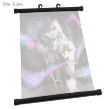 Tokyo Ghoul Hanging Wall Scroll Painting Poster