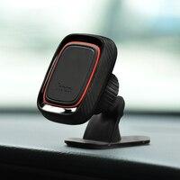 НОСО Универсальный Автомобильный держатель для телефона на магните крепление 360 Вращение мобильного телефона держатель подставка для iPhone X XS Max samsung Soporte movil