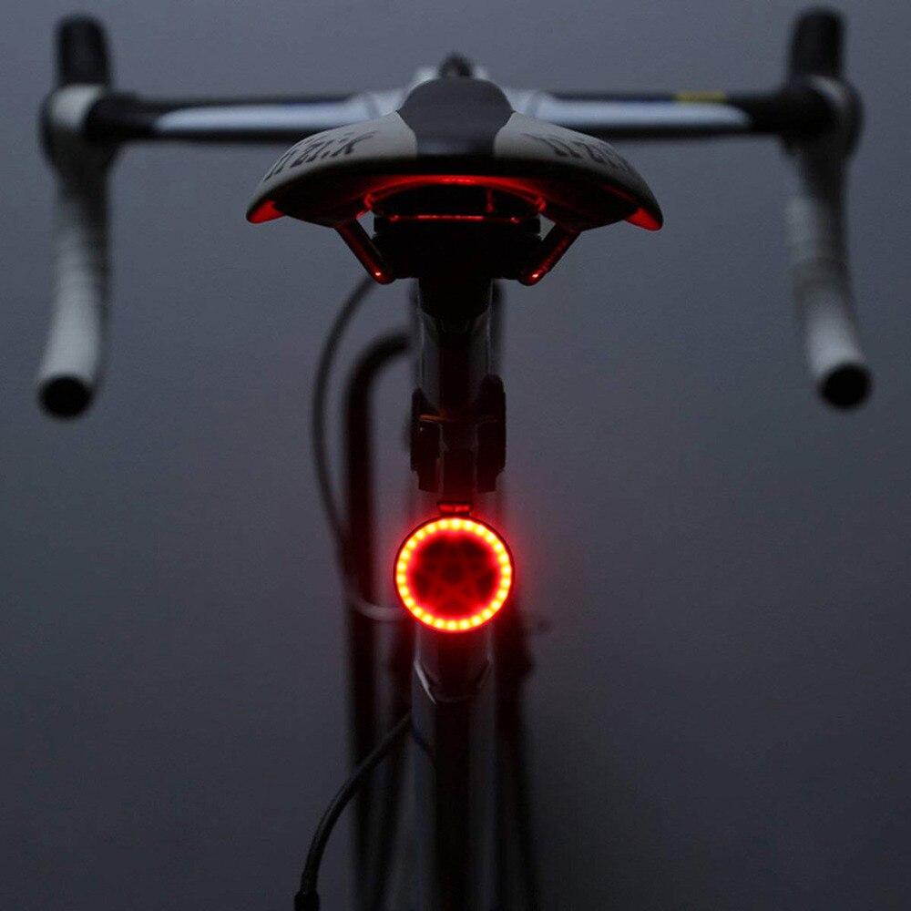 Fahrrad Radfahren Silikon Vorne Hinten Rad Sicherheitslicht Lamp Set Großartig Radsport