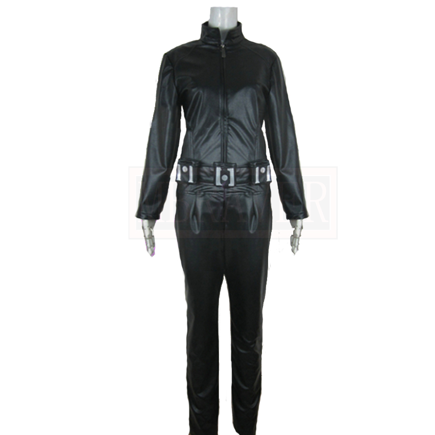 The Dark Knight Rises Batman Selina Kyle catwoman cosplay costume fancy jumpsuit Halloween costumes women adult Catwoman costume