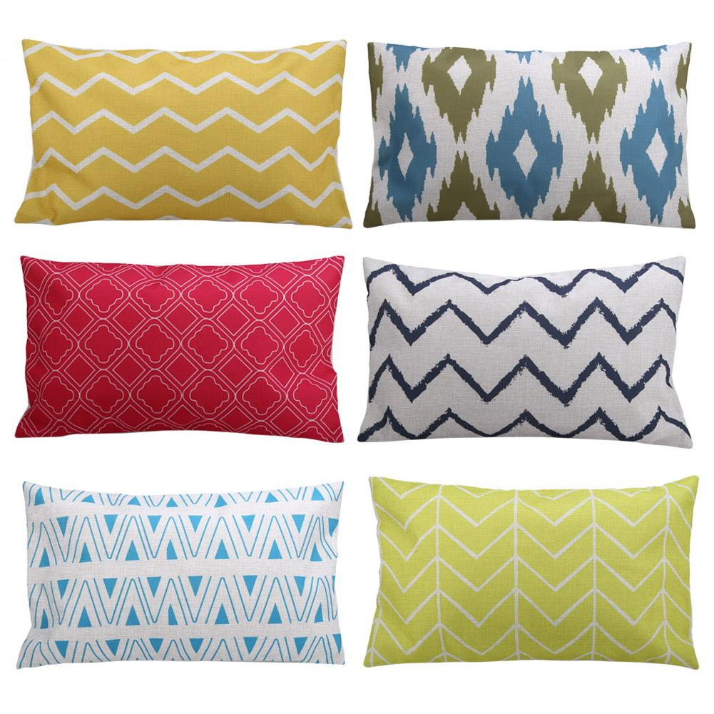 Drop Shipping Creative Pattern Decorative Pillowcase Thick