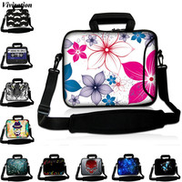 Notebook Case 17.3 17 15 14 13 12 10 10.1 10.5 9.7 15.6 13.3 Inch Laptop Tablet PC Messenger Sleeve Bag For iPad Lenovo Air