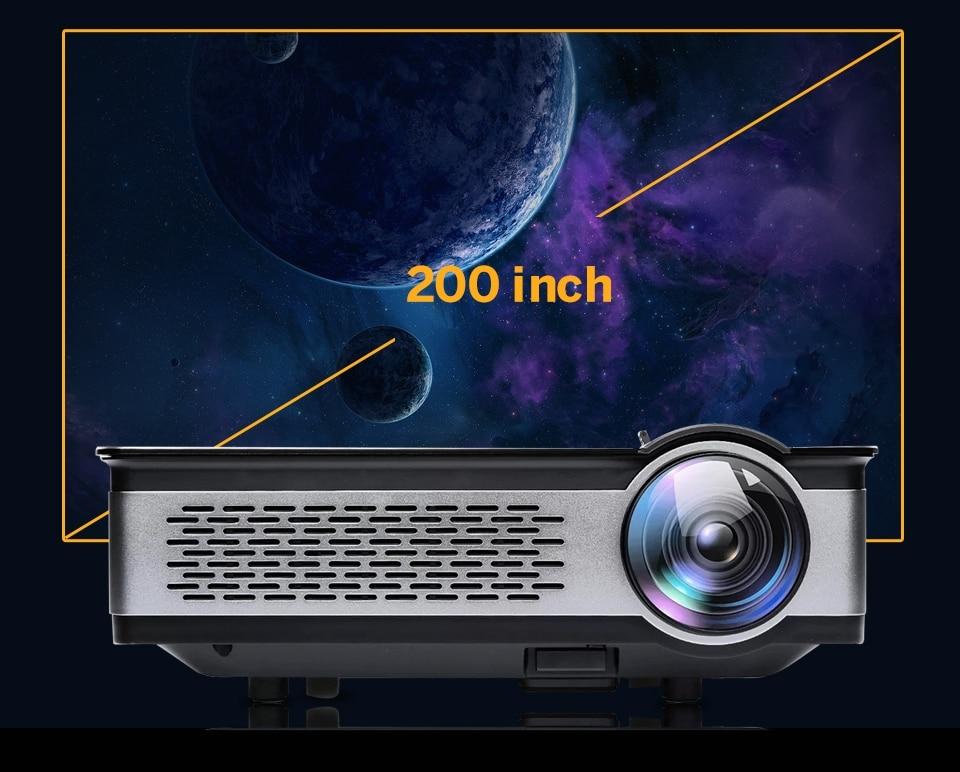 Android projecteur 1080P rabais 15