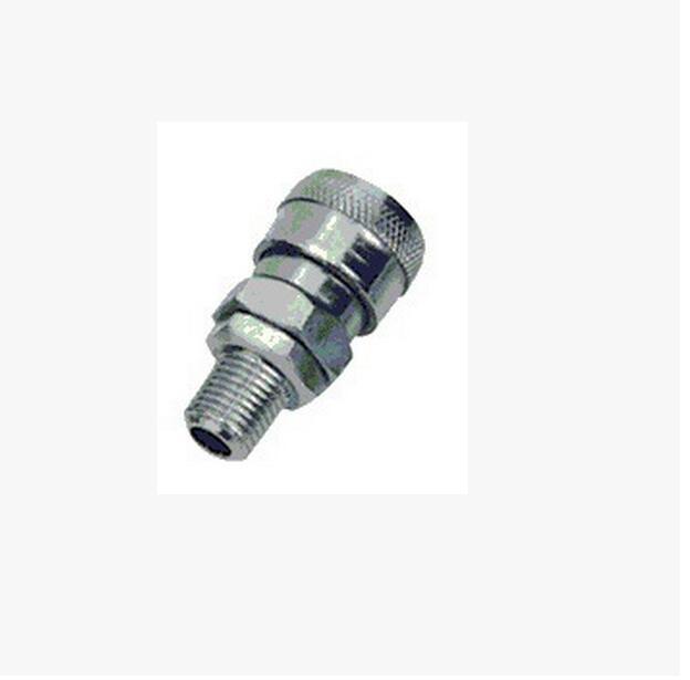 SM20 1/4''PT Pneumatic Air Compressor Hose Quick Coupler Plug Socket Connector 3 pieces 1 4 pt male thread to 12mm pipe air pneumatic quick coupler adapter