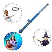 Роман Волшебная палочка электрические Левитация муха magic Stick левитации палочка игрушки для детей, подарок