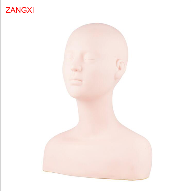 New Arrival Silicone Female Cosmetology MannequinMakeup Mannequin Head Practice Manikin Head Bust Massage Training Heads New Arrival Silicone Female Cosmetology MannequinMakeup Mannequin Head Practice Manikin Head Bust Massage Training Heads