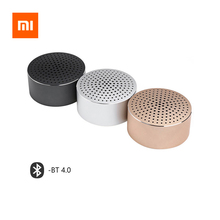 Original Portable Xiaomi Bluetooth Mini Speaker Wireless 4.0 Stereo Handsfree Music Square Box Support redmi 4/4X 3/3S