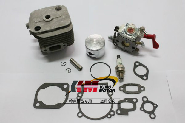 23CC,26CC to 29CC Engine Upgrade Kit for 1/5 fg baja hpi 5t,5b,ss Including Spark plug, carburetor 27 5cc 2t 4 bolt gasoline engine walbro 668 carburetor ngk spark plug 7000 light clutch fits hpi baja 5b losi 5ive t redcat