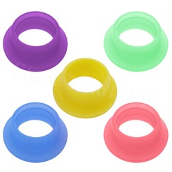 5pcs/Lot Engine Silicone Exhaust Pipe Seal For RC Nitro Power Car Truck Buggy Truggy Parts For HSP Himoto etc.