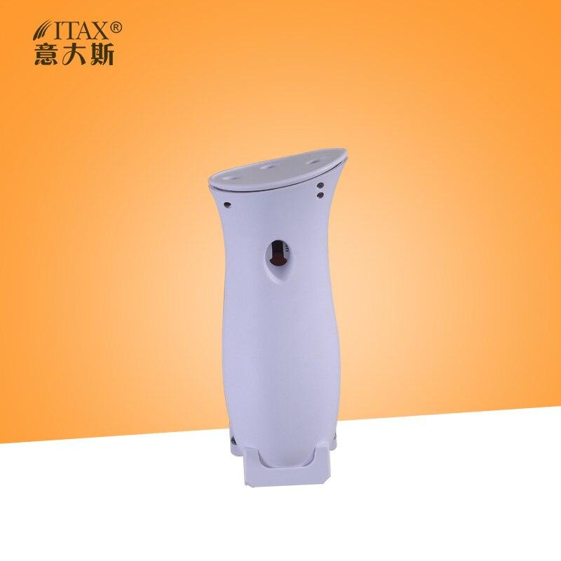 X-1105 aerosol automático dispensador de perfume ambientador de aire de plástico