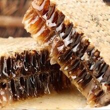 500 г/250 г дикий старый мед гребень мед натуральный мед расческа мед фермер медовая расческа мед Жевательная черная желоба мед