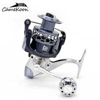 CAMEKOON SWR2000-10000 Spinning Reel 5 2: 1/4. 9:1/4 1: 1 Getriebe Verhältnis 10 KG Max Drag Salzwasser Surf Karpfen Angeln Reel