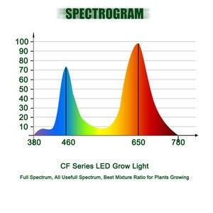 Image 5 - COB LED לגדול אור 150W 300W ספקטרום מלא הידרופוני מקורה חממה צמח כל שלב צמיחת תאורת UFO גידול מנורה