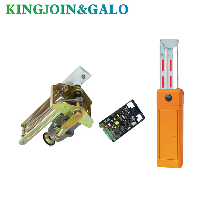 High Quality 90 Degree Parking Lever With Remote Control Button