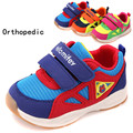 Super quality 1pair Fashion  Sport Children Orthopedic Shoes,Brand Sneakers, Kids Boy/Girl shoes