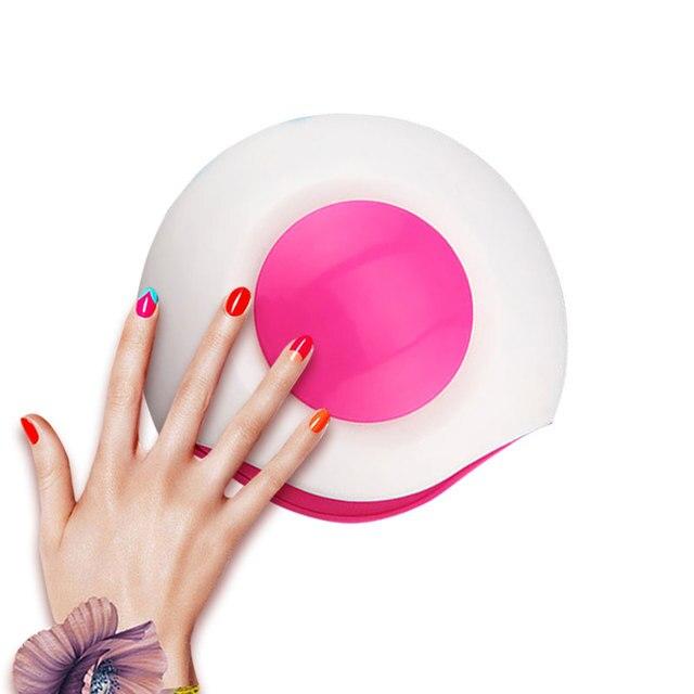 Electric Nail Dryer Manicure Nail Care Polish Gel Nail Art Curing Nail Polish Dryer Drying Fingernail