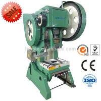J23 100T Sheet Metal Working Machinery Hydraulic Stamping Machine Stainless Steel Fabrication Punching Machine
