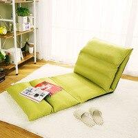 Lazy Sofa Single Folding Bedroom Sofa Chair Tatami Simple Modern Living Room Furniture Creative Activities