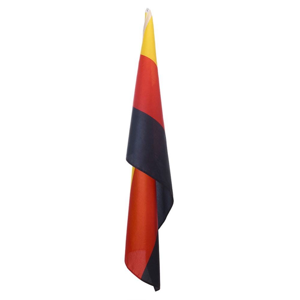 high quality polyester german flag country national hanging flag