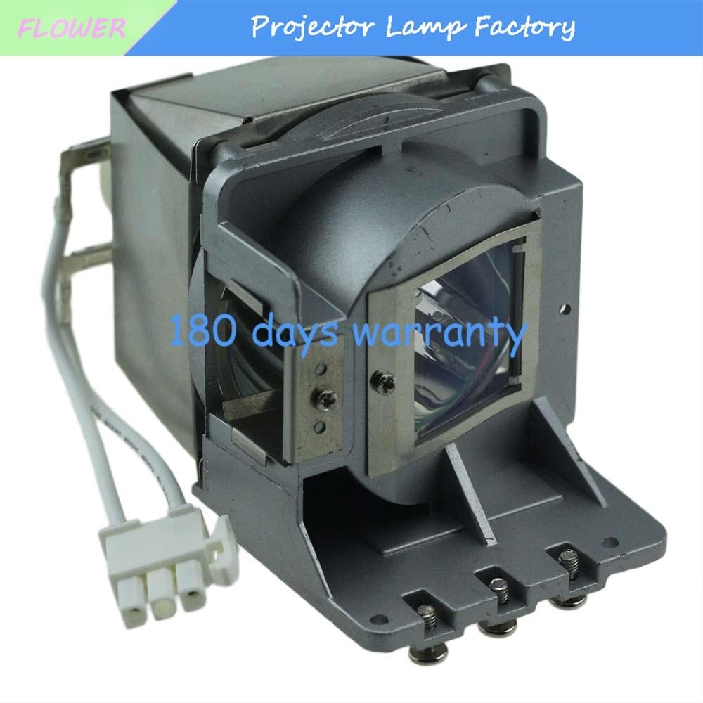 O Envio gratuito de Substituição Da Lâmpada Do Projetor para INFOCUS SP-LAMP-087 IN124A IN124STA IN126A IN126STA IN2124A IN2126A