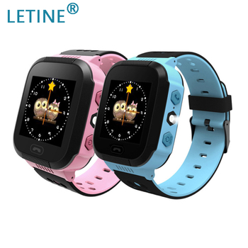 Letine Q528 сенсорные часы детские наручные Смарт-часы с gps Flshlight камерой sim-карты для samsung Android сотовый телефон