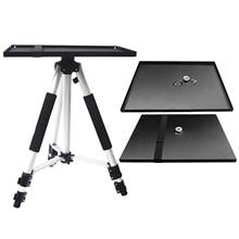 Besegad 39x29 см универсальный металлический лоток подставка платформа держатель для 3/8 дюймового штатива проектора монитора ноутбука