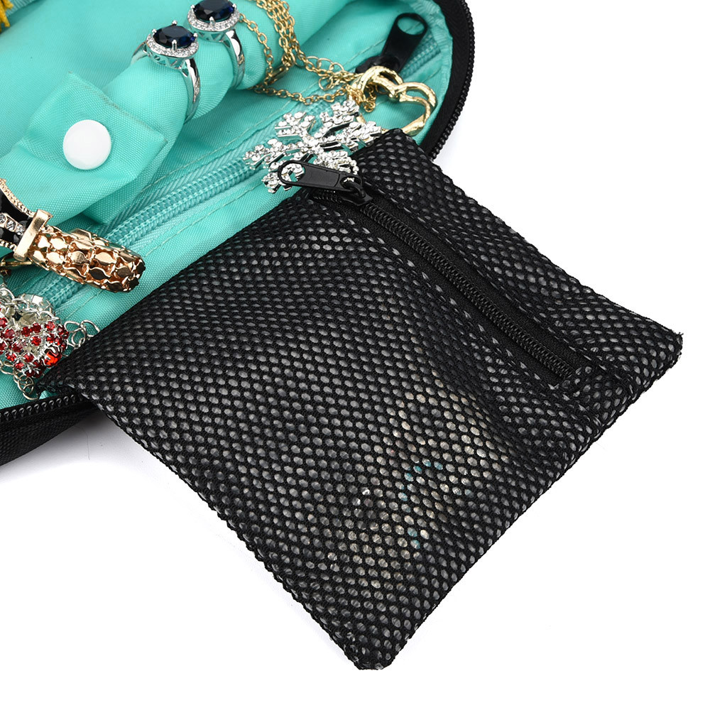 Online Shop essential oil case bag Oxford Foldable Travel Jewelry
