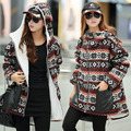 Large Cotton Winter Coat Women Long Section Of Autumn And Winter Clothes Maternity Pregnant Women