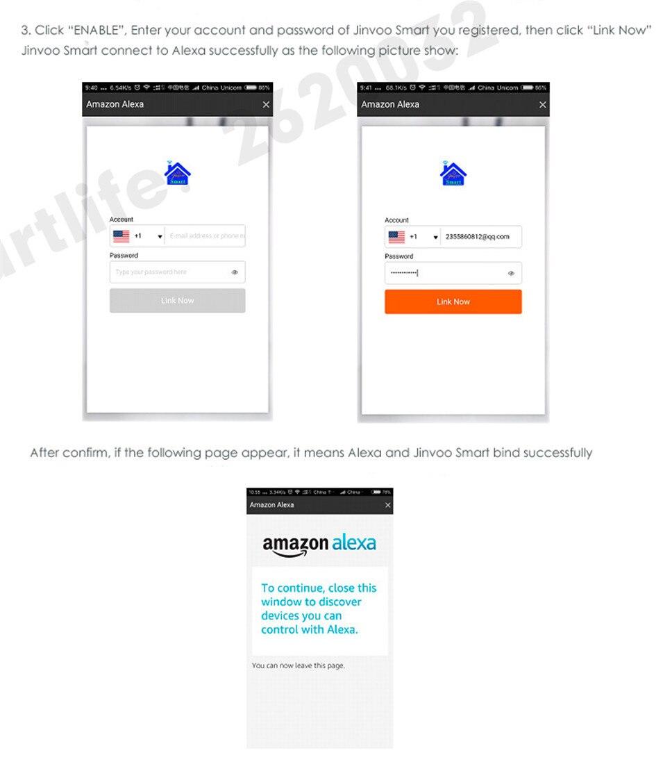 New Jinvoo App Us Type Smart Wifi Switch 1 Gang Way Touch Panel Wiring A Light Panelwireless