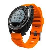 S928 gps спортивные умные часы Climb Ride RUN g сенсор сердечного ритма давление температура высота водостойкие Bluetooth наручные часы