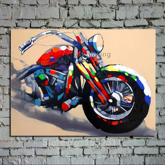 Aliexpress com : Buy Motorcycle Motorbike Painting Home