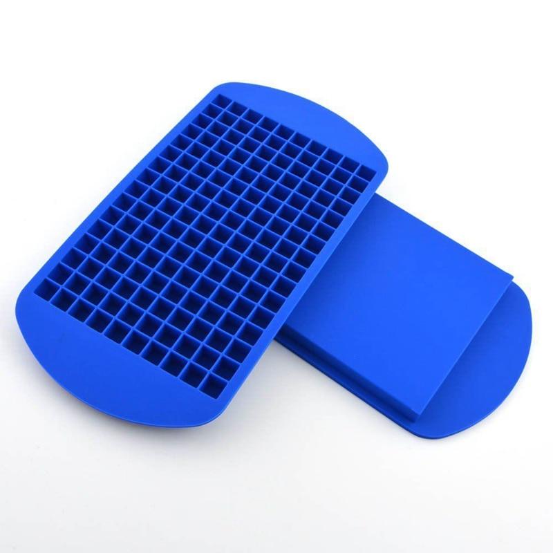 1 komada 160 mini silikon kocka za kavu kavu plijesni kalupe - Kuhinja, blagovaonica i bar - Foto 2