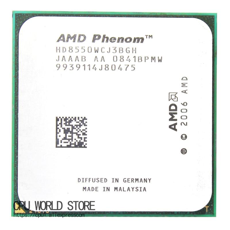AMD Phenom X3 8550 Triple Core CPU PROCESSOR 2.2Ghz HD8550WCJ3BGH SOCKET AM2+
