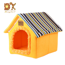 DannyKarl Fall Winter Pet Kennel Washable Cat kennel Teddy Chihuahua Deer Dog Wholesale Kennel Cat Pet Mat Type 2019 New Arrival kennel